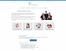 Dentist Website dDesign