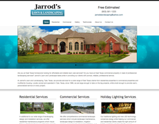 Landscaper Website Designer