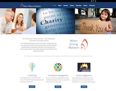 Non-Profit Website Design